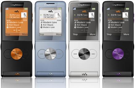 CES 2008:  Nuevo Sony Ericsson W350i