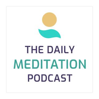 Daily Meditation Podcast show art