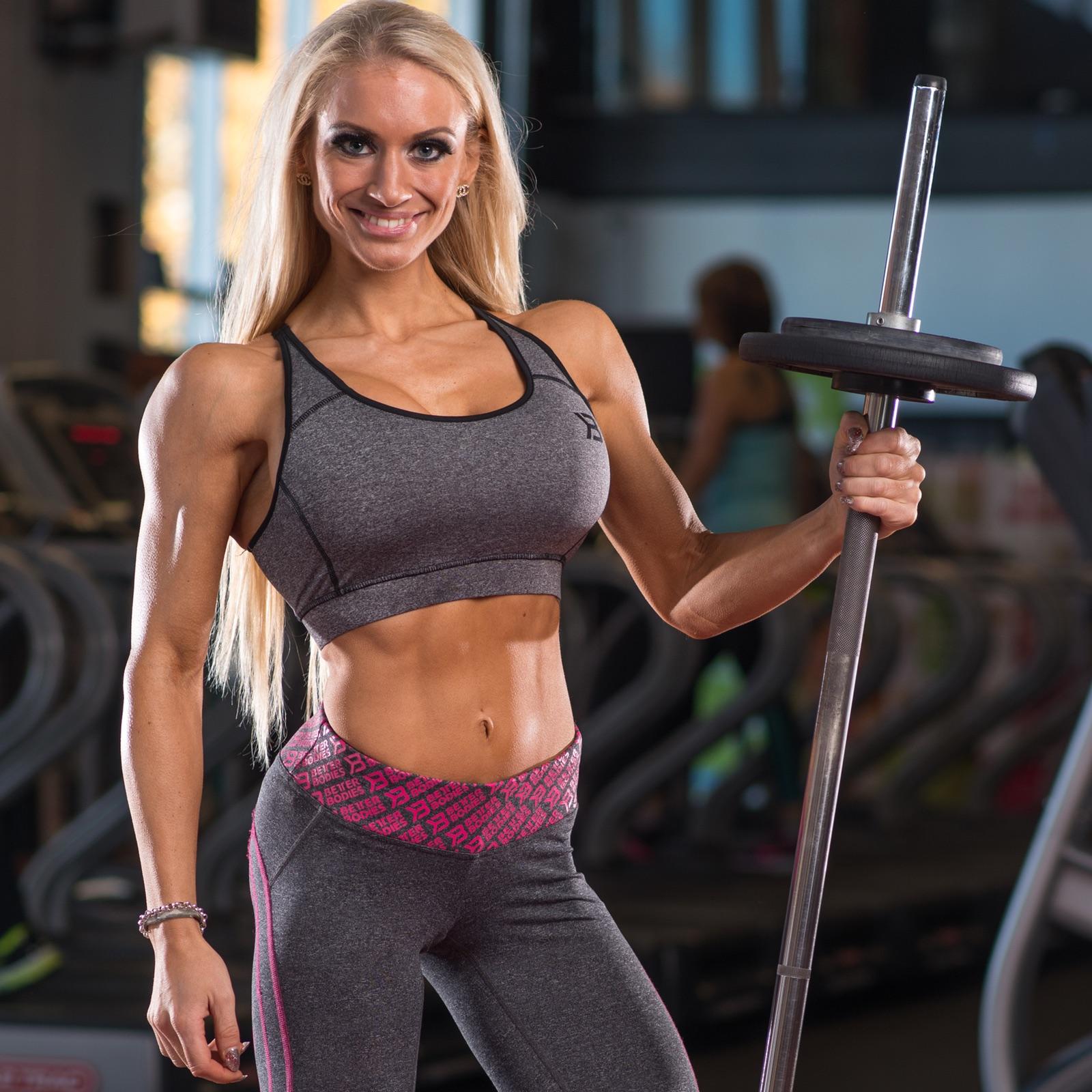 Antonia Pesevski mot VM Bodyfitness