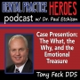 Artwork for Tony Feck - Case Presentation - the What, the Why, and the Emotional Treasure