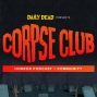 Artwork for Episode 191: Corpse Club Catch-Up, Featuring CLARICE, Christopher Lee Blu-rays, Heather Wixson's MONSTERS, MAKEUP & EFFECTS