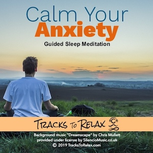 Calm Your Anxiety Sleep Meditation (Podcast Edition)