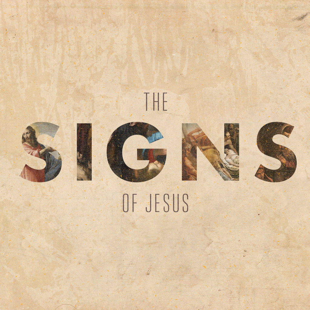 Signs: Part 1 - Pastor Reggie Roberson show art