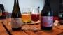 Artwork for Italian beers: Da'Delbrado Pie Veloce and Bruton St Renna and Limes