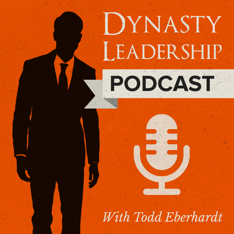 Dynasty Leadership Podcast show art