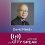 Artwork for Talking Elections with David Maeda