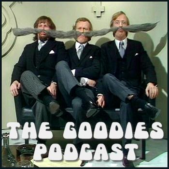 Goodies Podcast show art