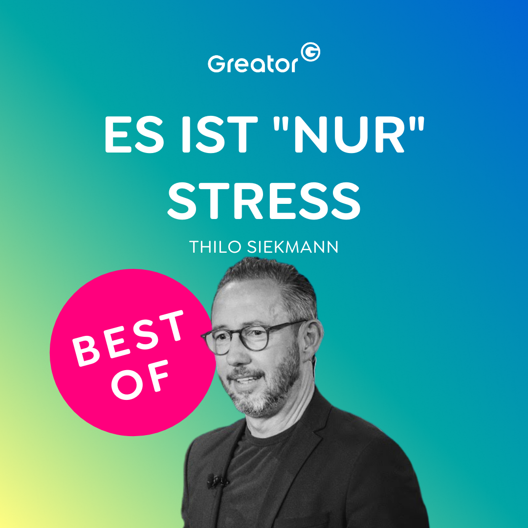 BEST OF Podcast: Wie du entspannt in den Tag startest & Stress abbaust // Thilo Siekmann