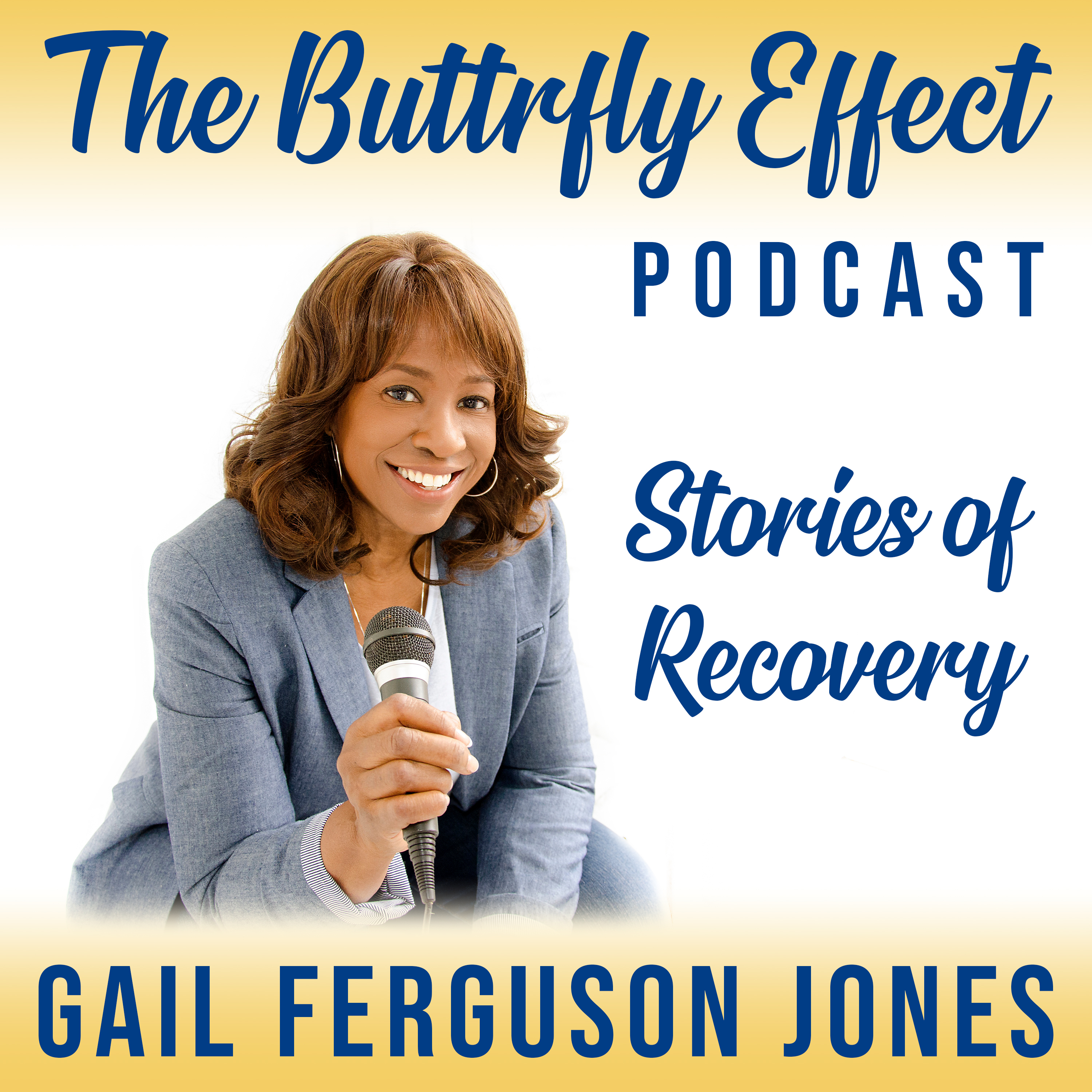 Buttrfly Effect podcast show art