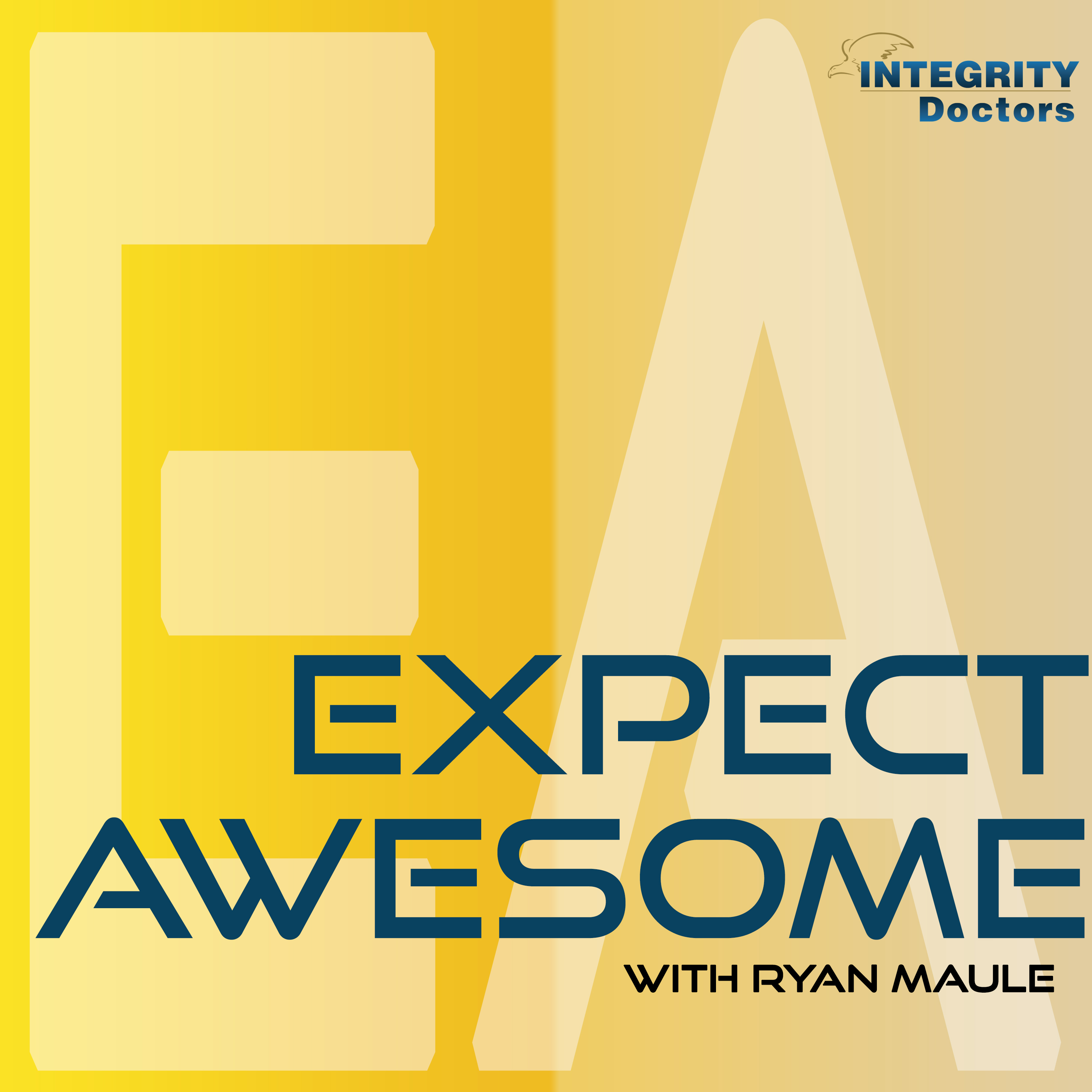 Artwork for Expect Awesome #1 - The EWR Process