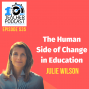 Artwork for The Human Side of Change in Education