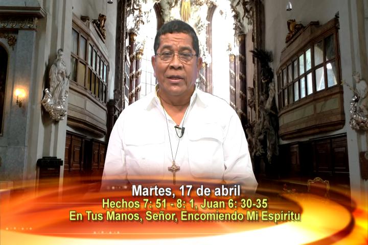 Artwork for Dios te Habla con Edgar Olaciregui  Tema el hoy: En tus Manos, Señor, Encomiendo Mi Espíritu.