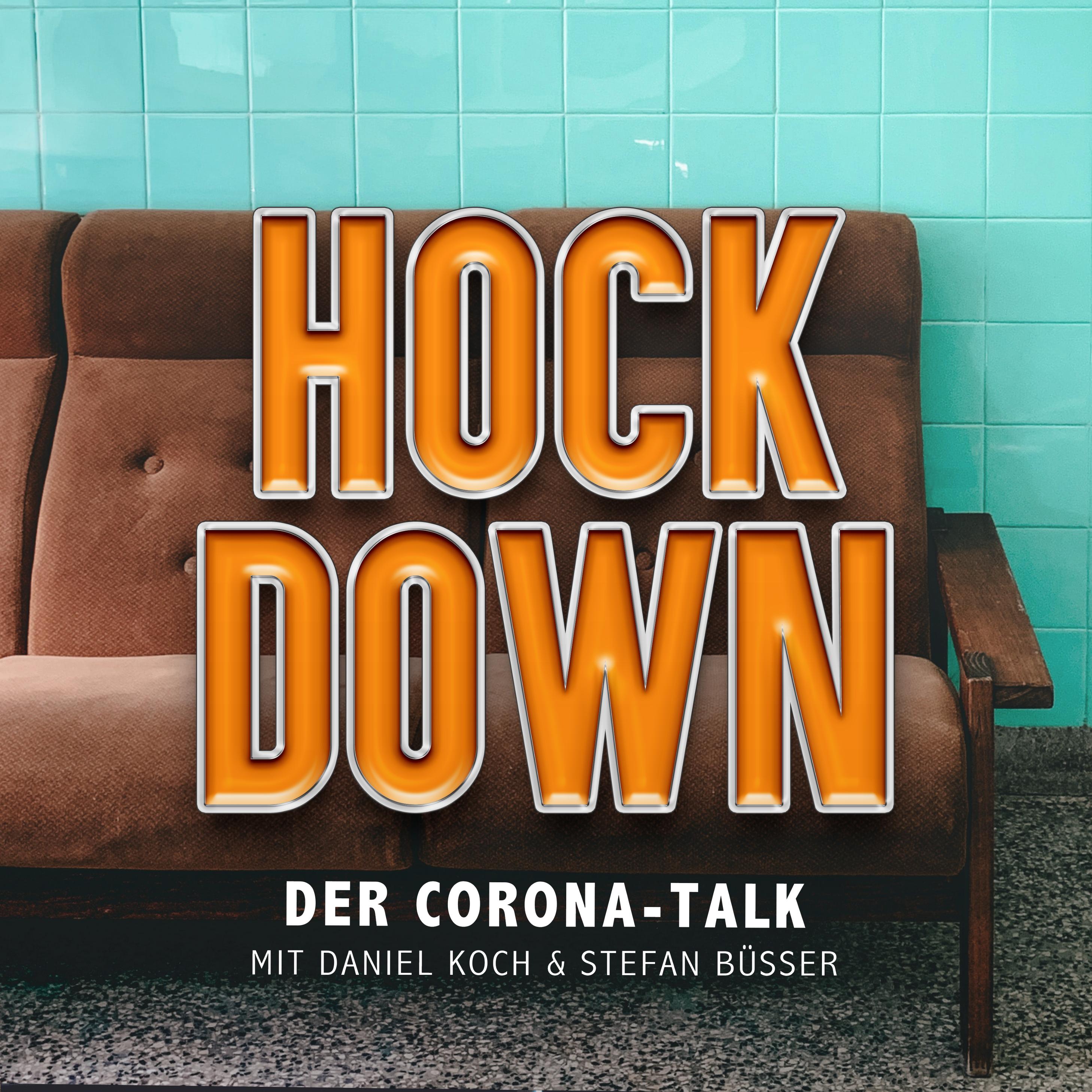 Hockdown show art