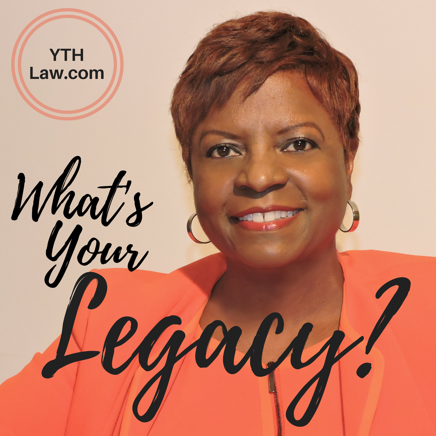 What's Your Legacy? show art
