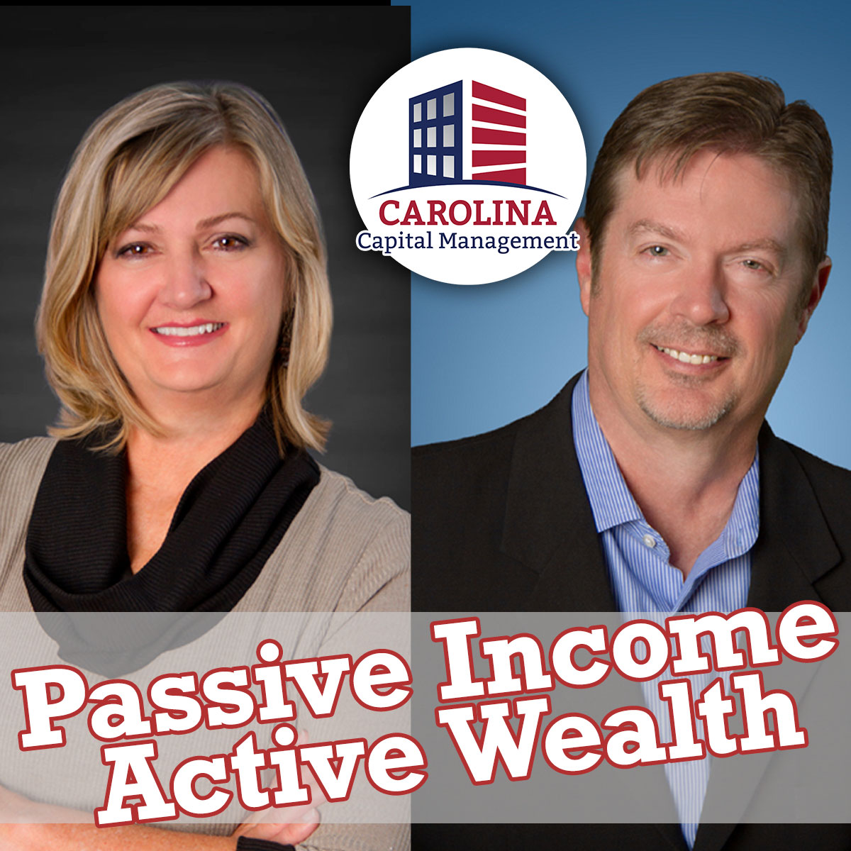 Passive Income, Active Wealth - Hard Money for Real Estate Investing show art