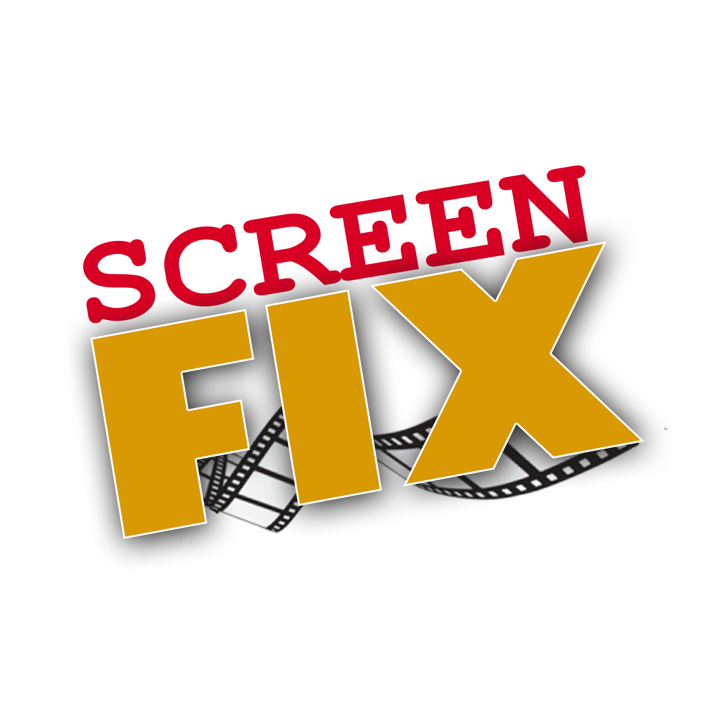 Screen Fix - The Movie Podcast Where We Fix A Recent Film show art