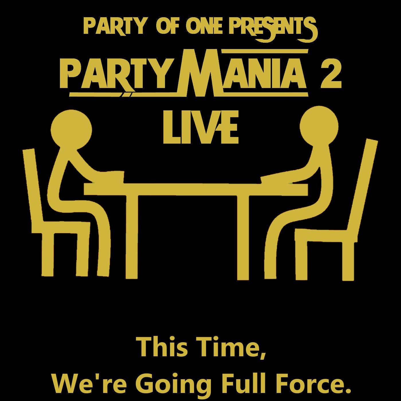 Artwork for 71 - PartyMania 2 (LIVE WrestleMania Spectacular) with Noah Houlihan
