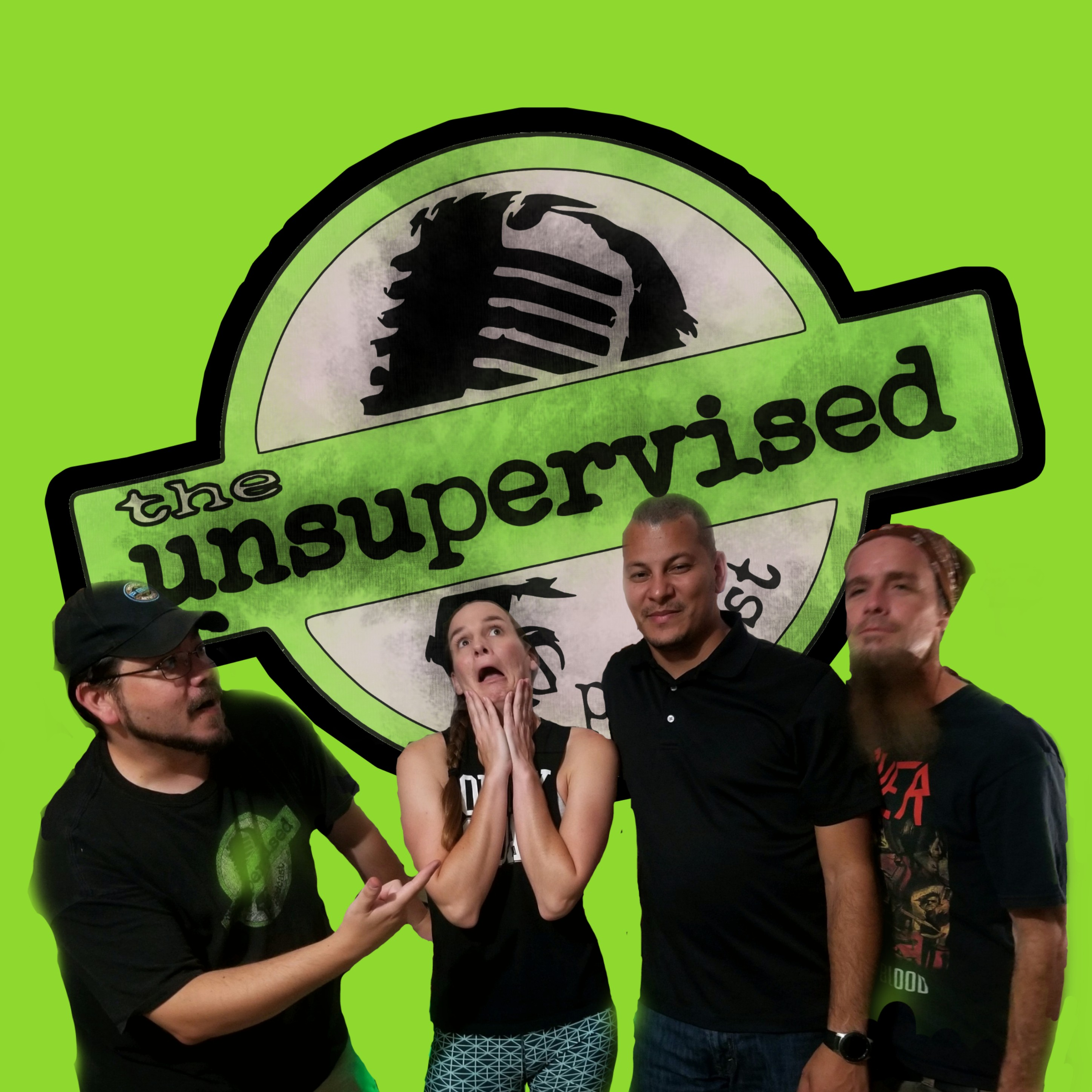 Image result for the unsupervised podcast