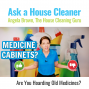 Artwork for Medicine Cabinet - Have You Cleaned Yours Out Recently?