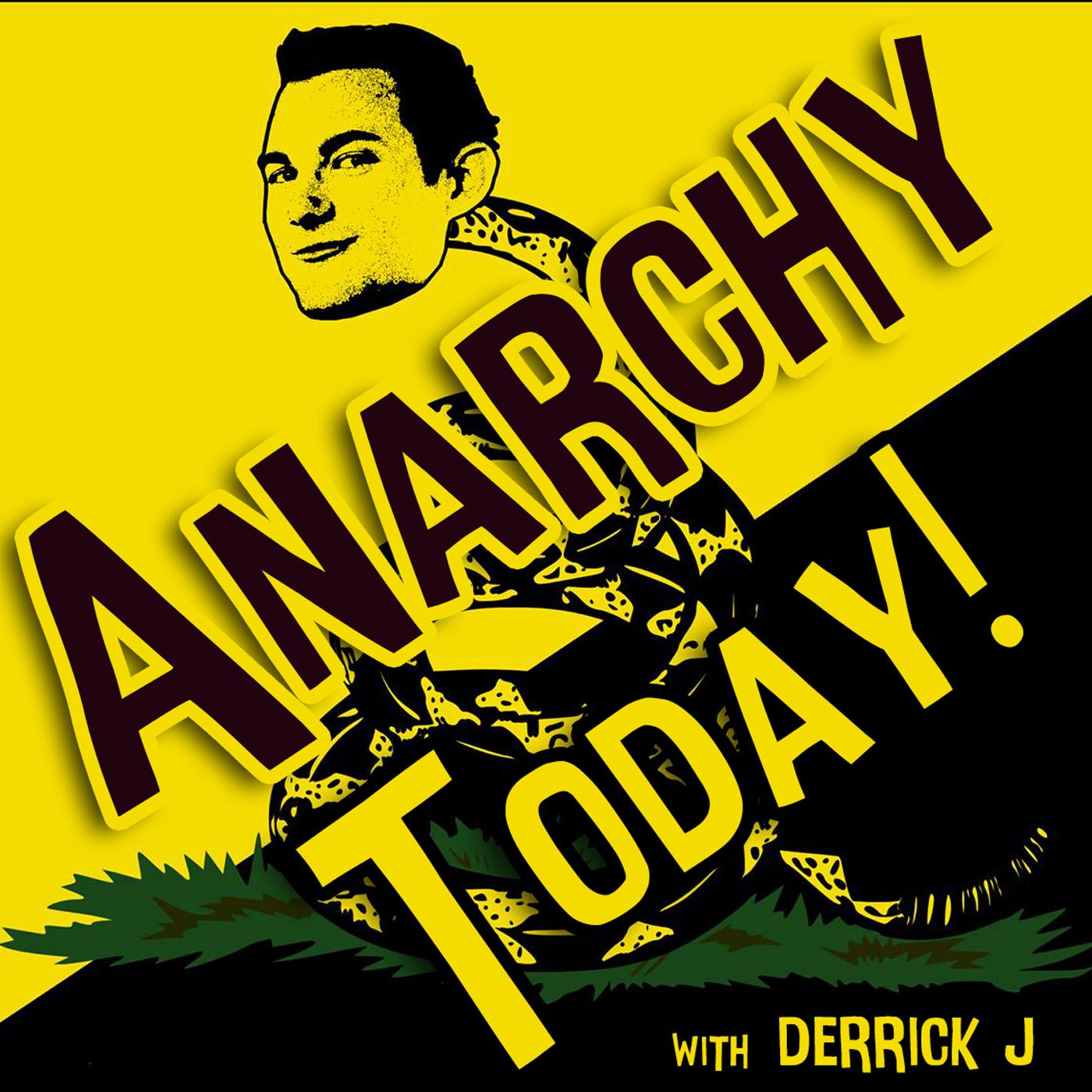 The Derrick J Podcast show art