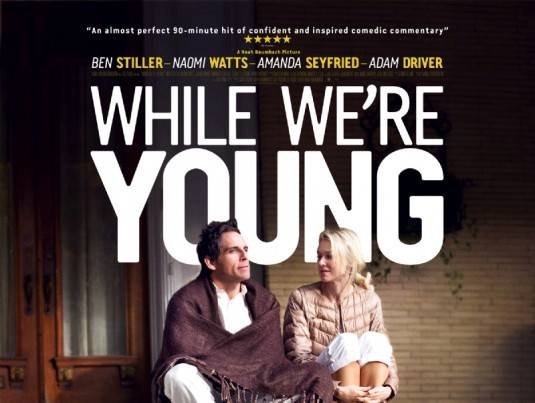 While We're Young / Fitting In
