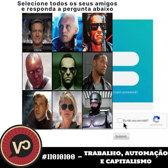 """#212 - """"Automação, trabalho e capitalismo"""" - com Vanessa Almeida"""