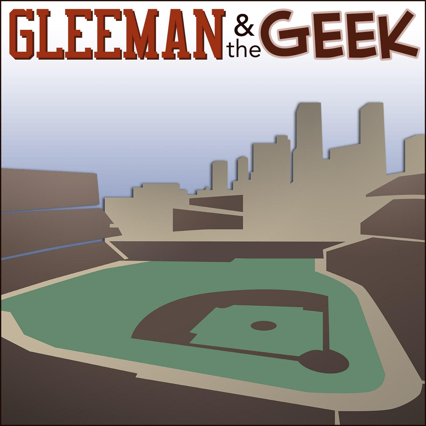 Gleeman and The Geek - An Unauthorized Minnesota Twins Podcast show art