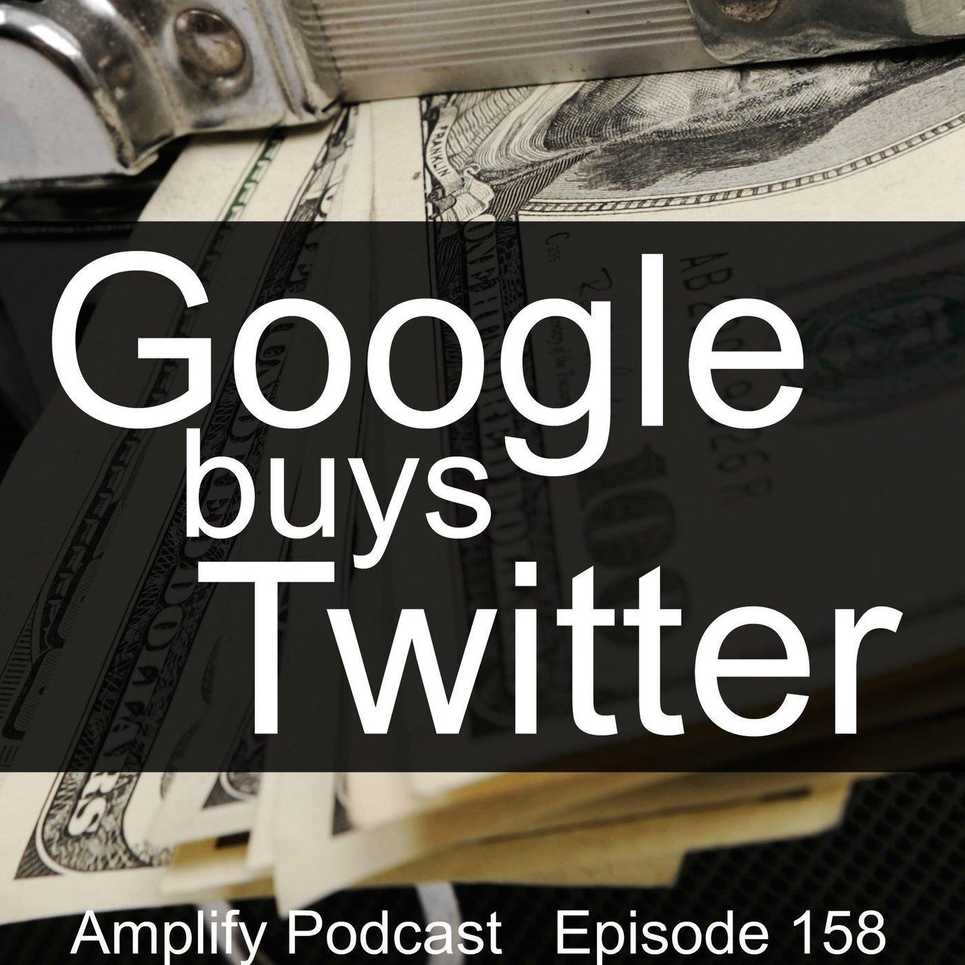 Google Buys Twitter