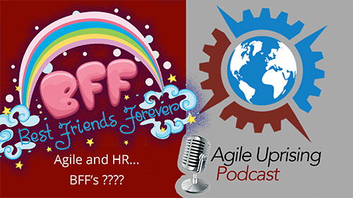 Agile and HR – BFF's?