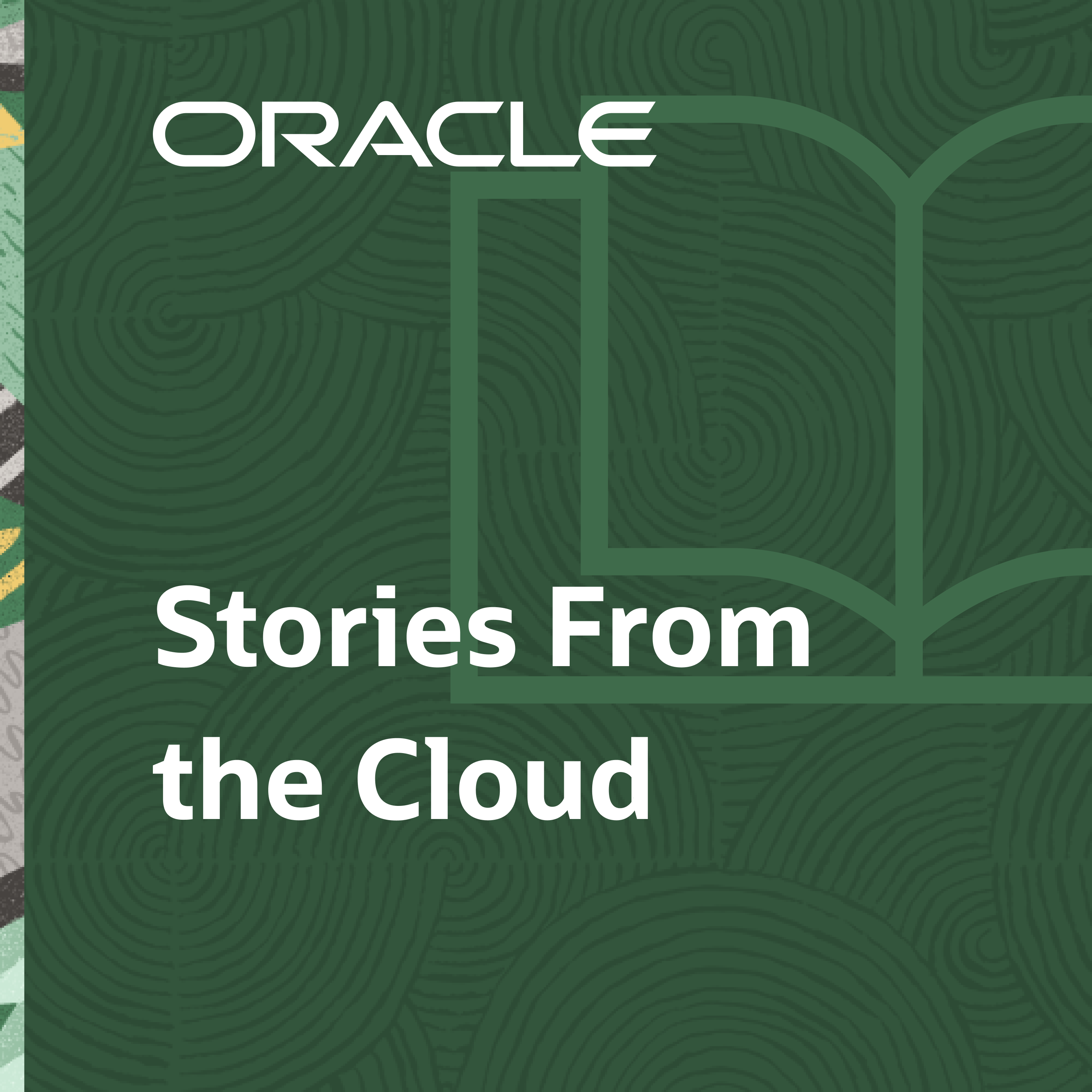 Stories From the Cloud show art