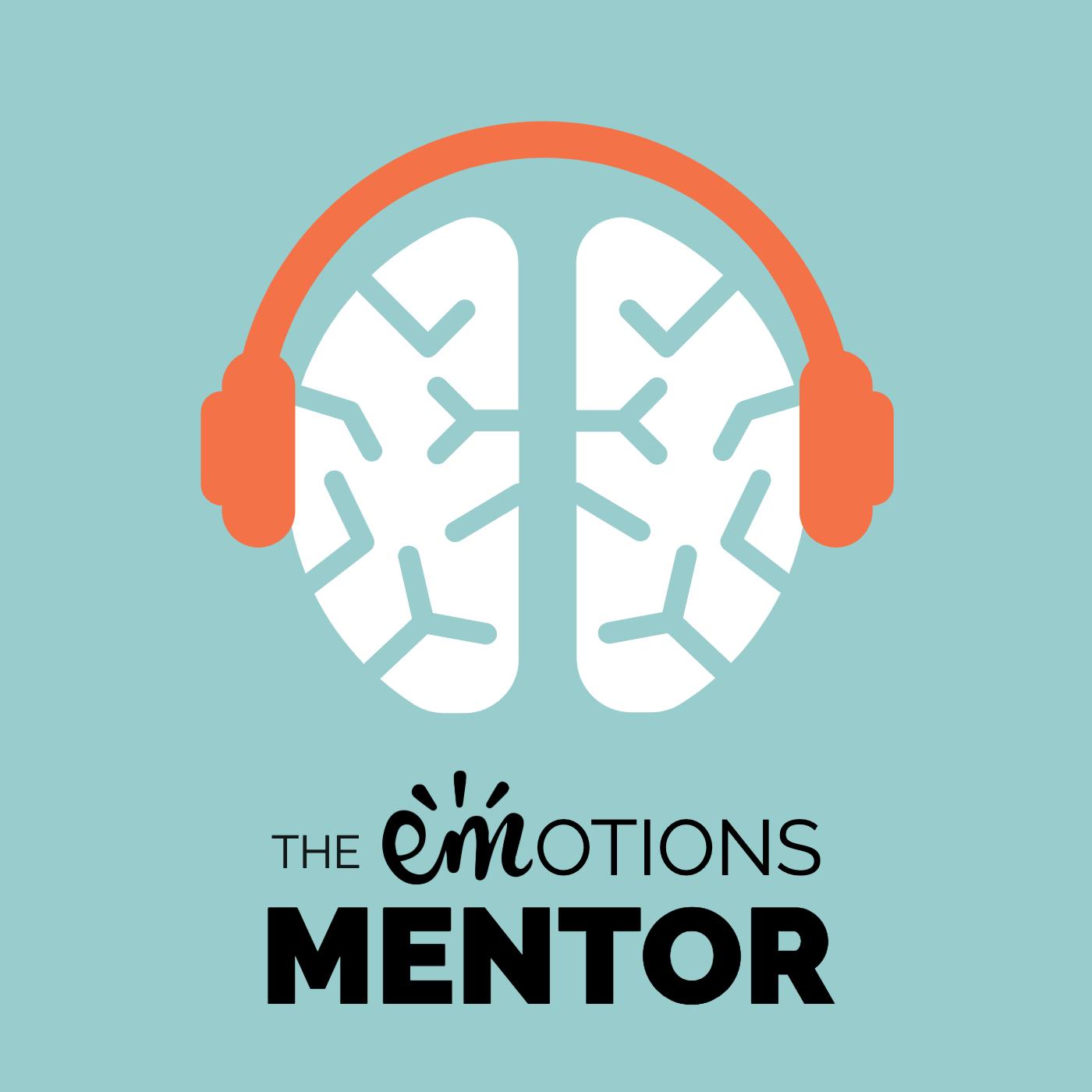 Emotions Mentor podcast show art