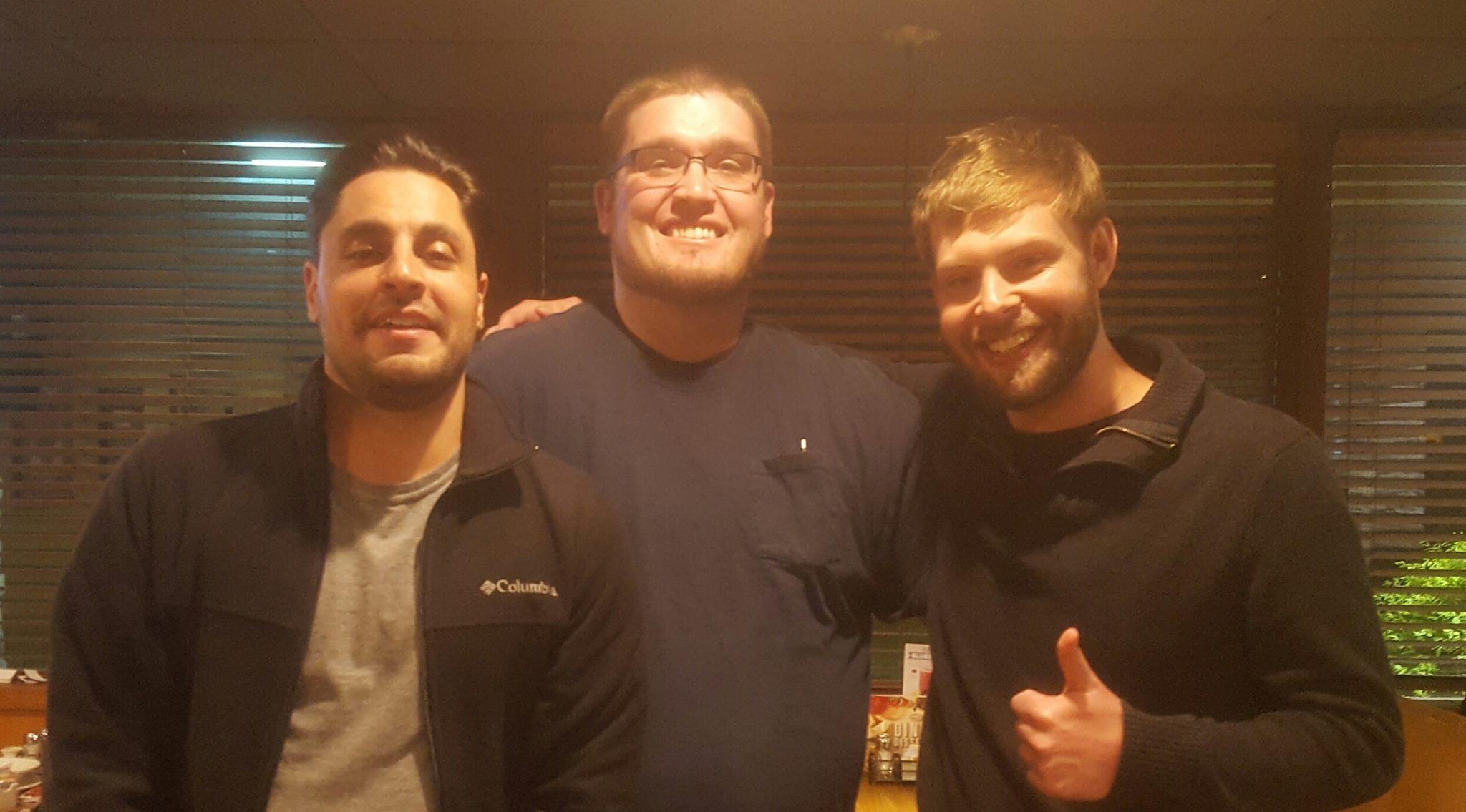 Episode 203- Andrew Frank & Dan Frigolette