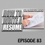 Artwork for YCBK 83: 5 Ways to use a resume in the admission process