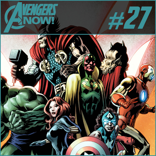 Cultural Wormhole Presents: Avengers Now! Episode 27