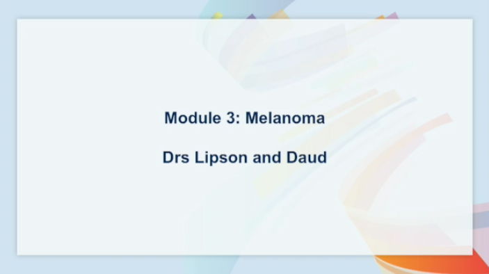 Artwork for Multitumor   Melanoma