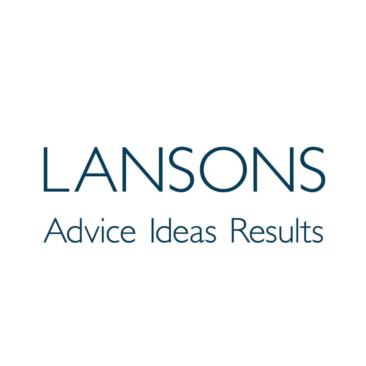 Lansons show art