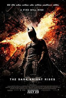 WHINECAST- 'The Dark Knight Rises'