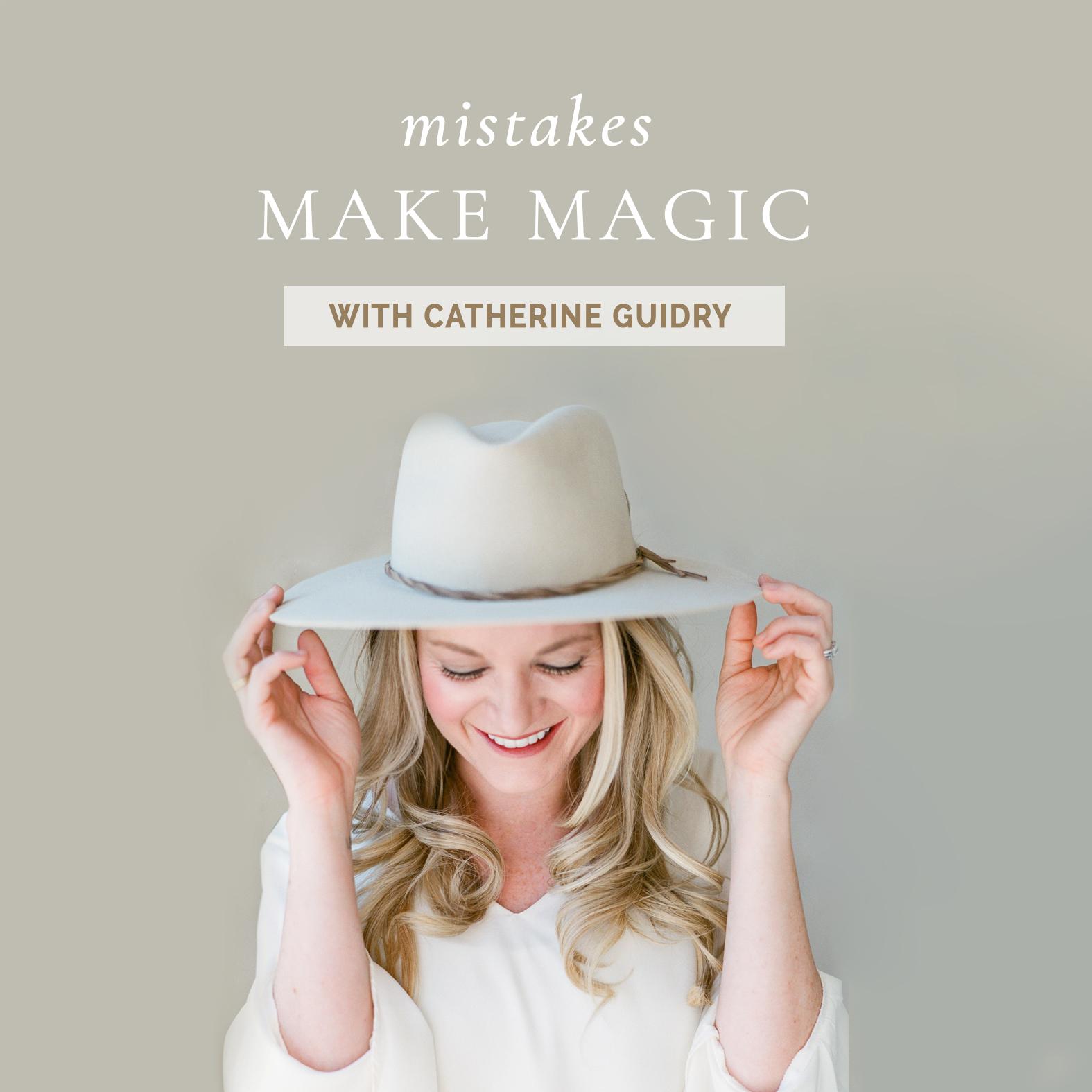 Mistakes Make Magic show art