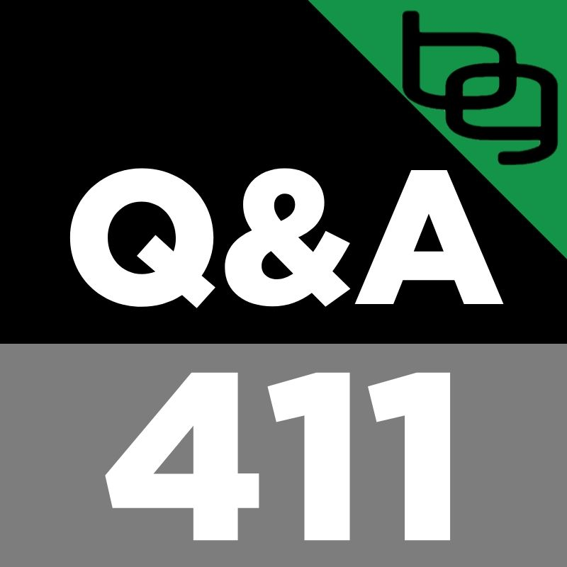 Q&A 411: The Effects Of Cold & Heat On Blood Glucose, A New Way To Increase Heat Shock Proteins, Ben's Weekly Routine, The Effects Of 5G On Respiration & Much More!