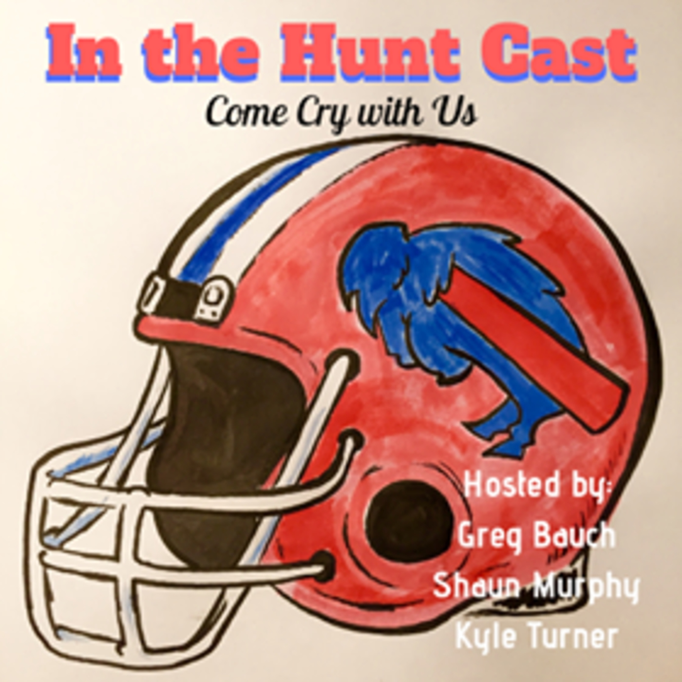 In the Hunt: A Buffalo Bills Podcast show art