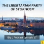 Artwork for The Libertarian Party of Stockholm - BL017