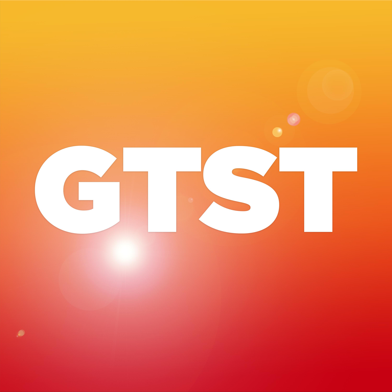 GTST de podcast logo