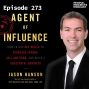 Artwork for PPP 273 | Spy Skills for Project Managers, with former CIA spy Jason Hanson