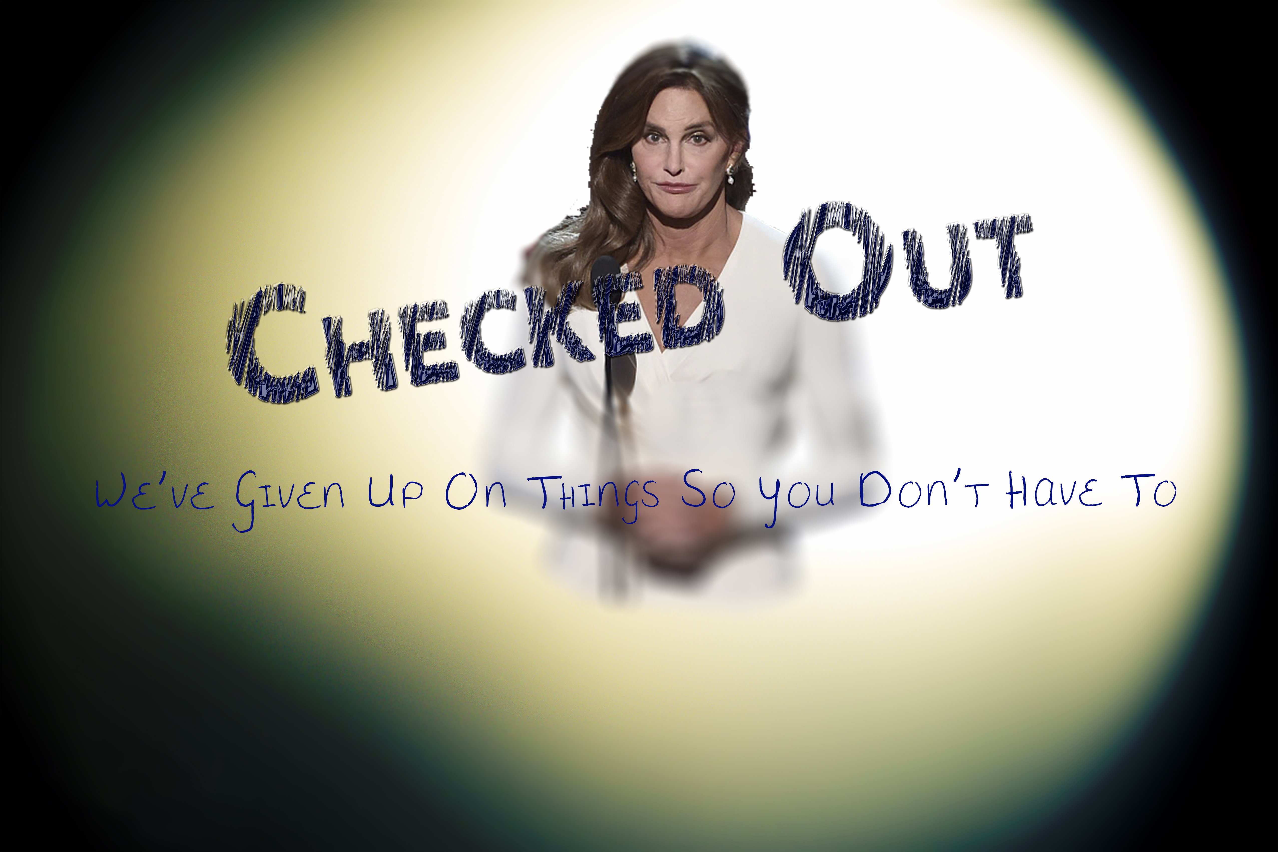Artwork for Checked Out Ep 213- Driving a Tesla and Caitlyn Jenner on the ESPYs
