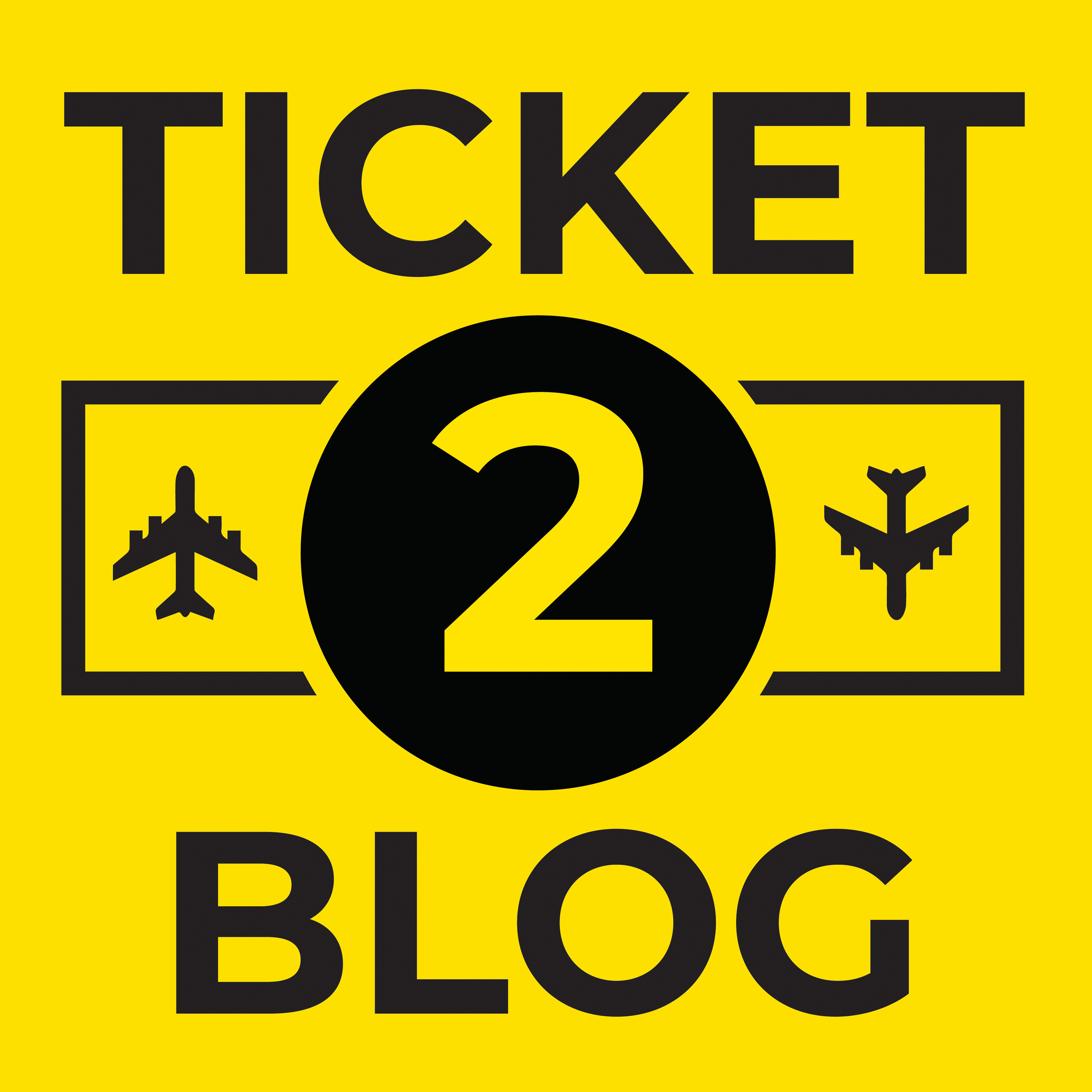 Ticket 2 Blog