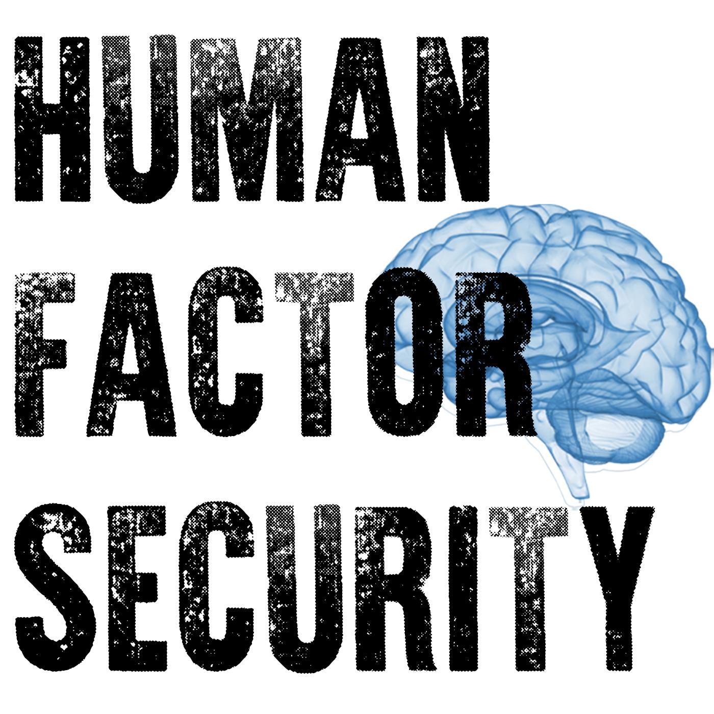 Human Factor Security show art