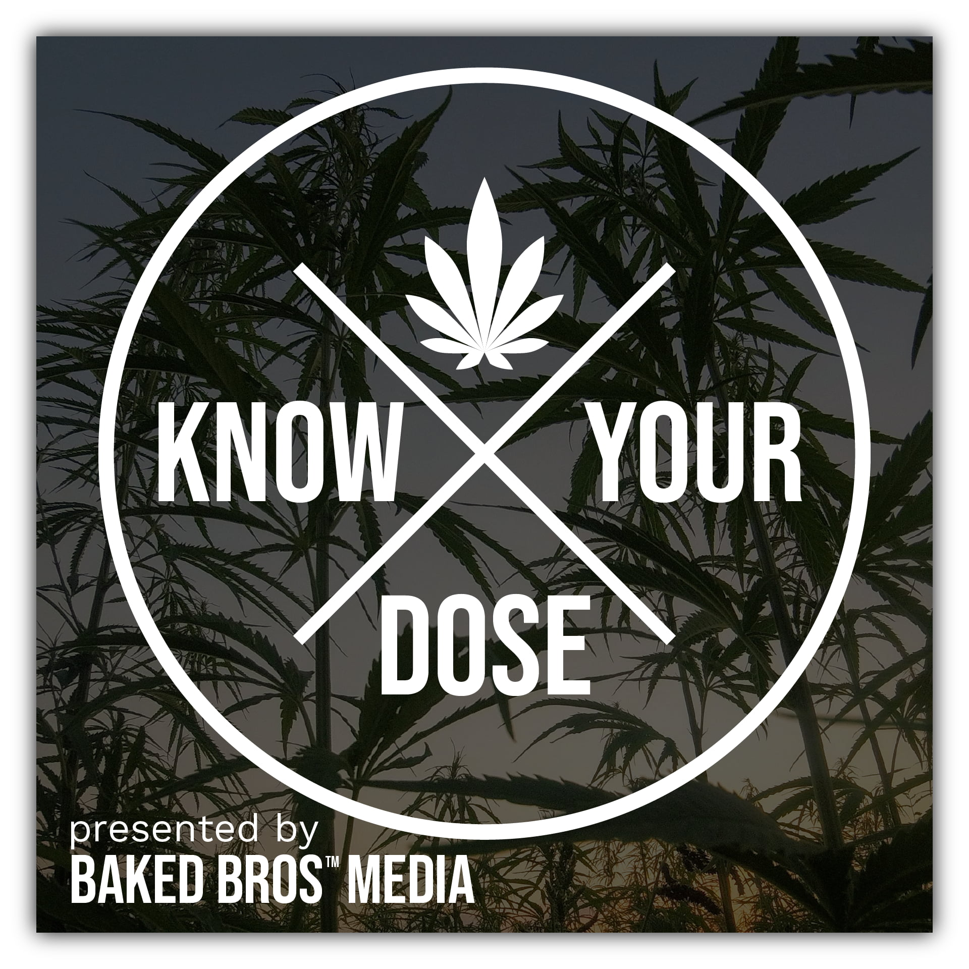 Know Your Dose Podcast show art