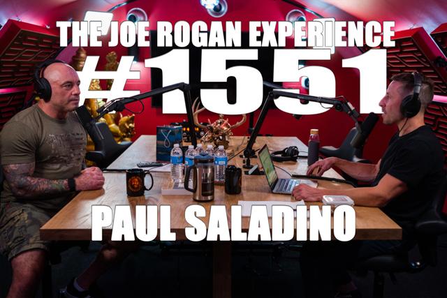 #1551 - Paul Saladino