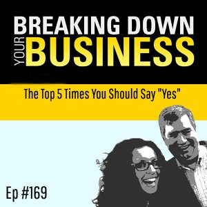 "The Top 5 Times You Should Say ""Yes"" w/ Amanda Neely"