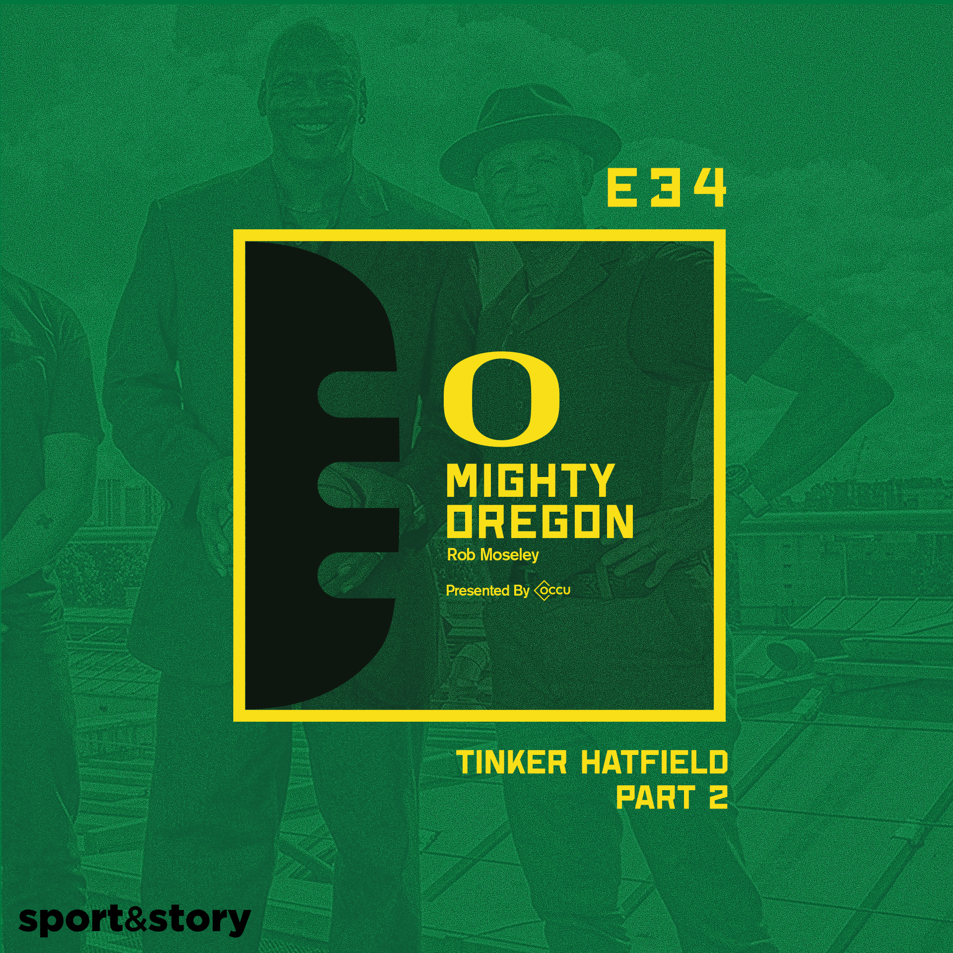 34. Tinker Hatfield (Part Two): The Innovator